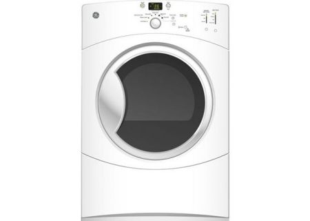 GE - GFDN100ELWW - Electric Dryers