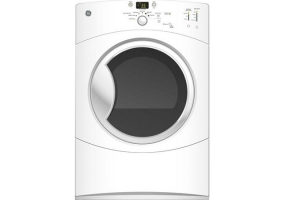 GE - GFDN100GLWW - Gas Dryers