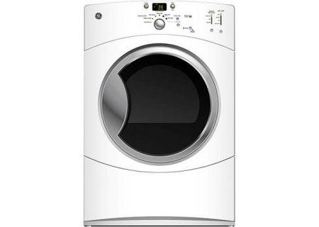 GE - GFDN110ELWW - Electric Dryers