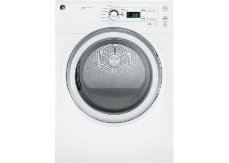 GE - GFDN120GDWW - Gas Dryers