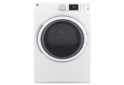 GE - GFDN160EJWW - Electric Dryers