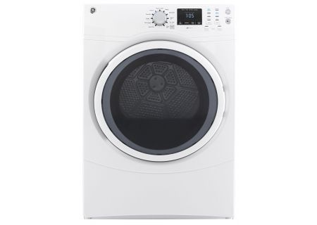 GE - GFDN160GJWW - Gas Dryers