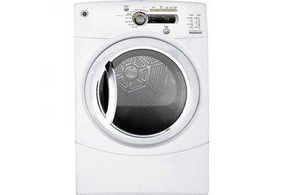 GE - GFDN240ELWW - Electric Dryers