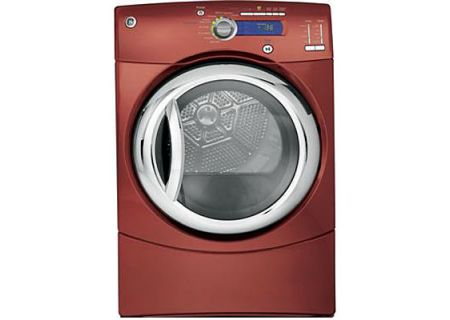 GE - GFDN245ELMV - Electric Dryers