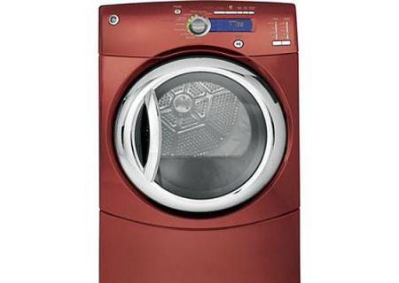 GE - GFDN245GLMV - Gas Dryers