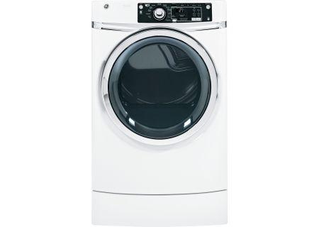 GE - GFDR270GHWH - Gas Dryers