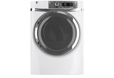 GE - GFDR480EFWW - Electric Dryers