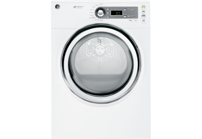GE - GFDS140EDWW - Electric Dryers