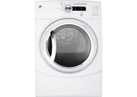 GE - GFDS350ELWW - Electric Dryers