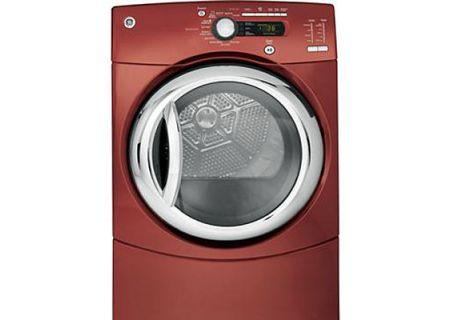 GE - GFDS355ELMV - Electric Dryers