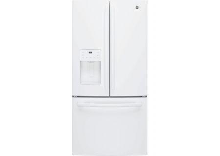 GE - GFE24JGKWW - French Door Refrigerators