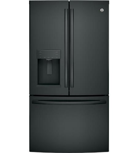 Ge French Door Bottom Freezer Refrigerator Gfe26ggkbb