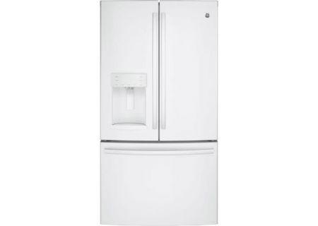 GE - GFE26GGKWW - French Door Refrigerators