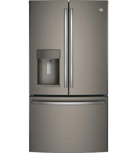 Ge French Door Bottom Freezer Refrigerator Gfe26gmksl