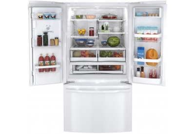 GE - GFE27GGDWW - Bottom Freezer Refrigerators