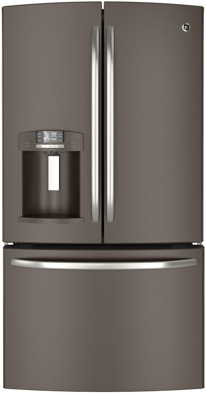 GE Slate French-Door Refrigerator - GFE27GMDES - Abt
