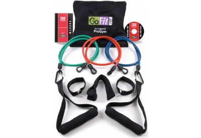 GoFit - GF-PGYM-DVD - Workout Accessories