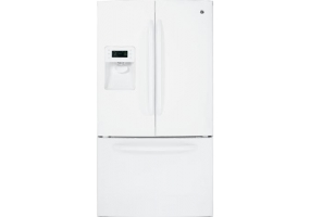 GE - GFSF6PKBWW  - Bottom Freezer Refrigerators