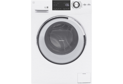 GE - GFW148SSLWW - Front Load Washing Machines
