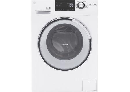 GE - GFW148SSLWW - Front Load Washing Machines