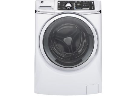 GE - GFW480SSKWW - Front Load Washing Machines