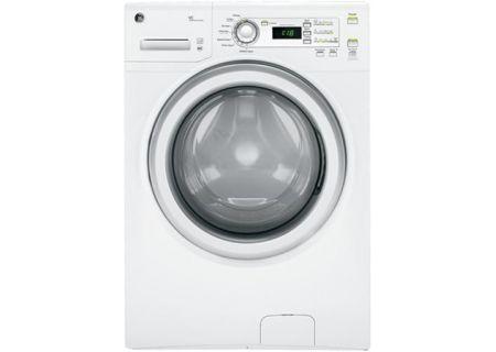 GE - GFWH1200WW - Front Load Washing Machines