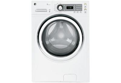 GE - GFWH1400DWW - Front Load Washing Machines