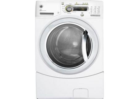 GE - GFWH2400LWW - Front Load Washing Machines