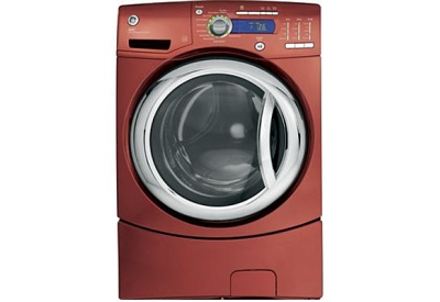 GE - GFWH2405LMV - Front Load Washing Machines