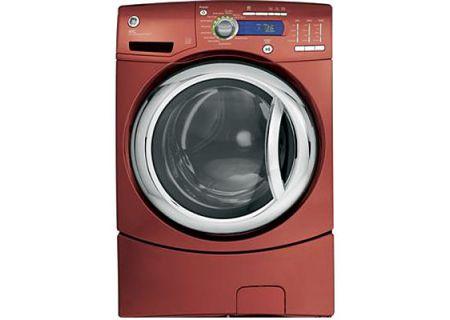 GE - GFWH2405LMV - Front Load Washing Machines
