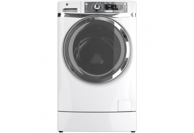 GE - GFWR4800FWW - Front Load Washing Machines