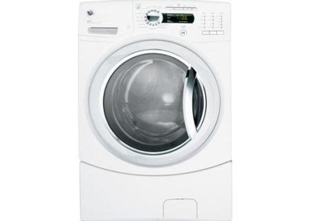 GE - GFWS3500LWW - Front Load Washing Machines