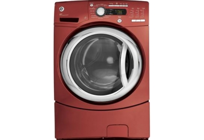 GE - GFWS3505LMV - Front Load Washing Machines