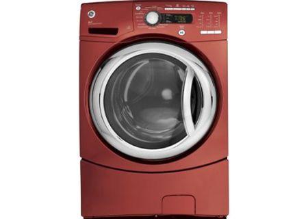 GE - GFWS3505LMV - Front Load Washing Machines