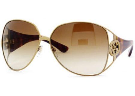 Gucci - 195804 I3120 7080 - Sunglasses