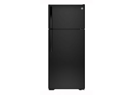 GE Black Top-Freezer Refrigerator - GIE18CTHBB