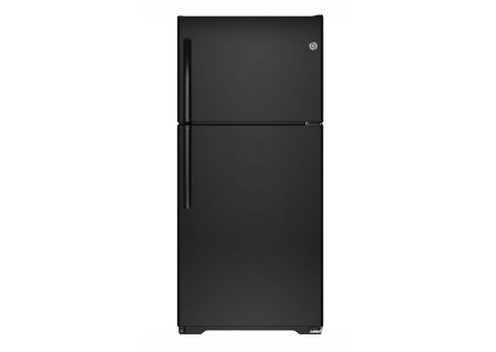 GE Black Top-Freezer Refrigerator - GIE18ETHBB