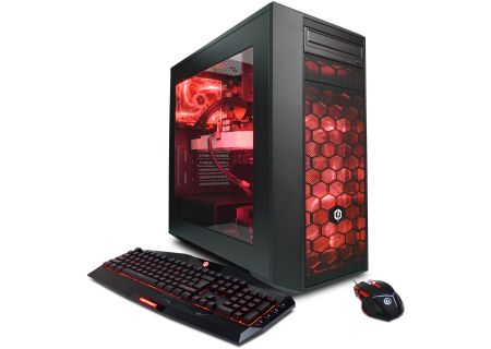 CyberPowerPC - GLC4200AB - Gaming PC's