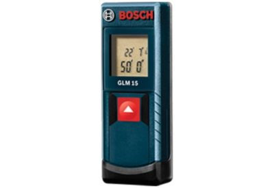 Bosch Tools - GLM 15 - Lasers & Measuring Instruments