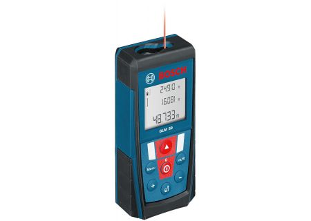 Bosch Tools - GLM50 - Lasers & Measuring Instruments