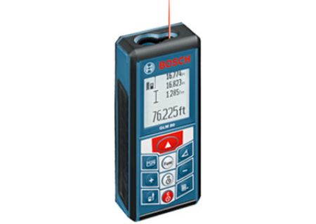 Bosch Tools - GLM 80 - Lasers & Measuring Instruments