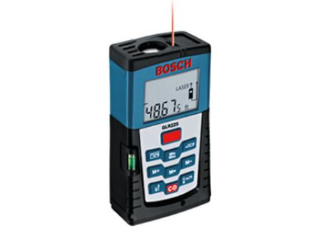 Bosch Tools - GLR225 - Lasers & Measuring Instruments