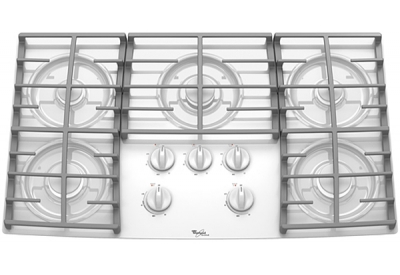 Whirlpool - GLT3657RQ - Gas Cooktops