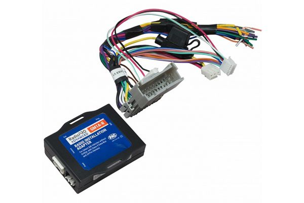 Large image of PAC Audio RadioPRO Advanced Interface for General Motors Vehicles - GM1A-R