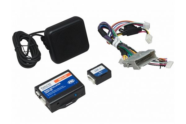 Large image of PAC Audio RadioPRO Advanced Interface For General Motors Vehicles - GM1A-RX