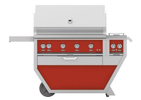Hestan - GMBR42CX2-NG-RD - Natural Gas Grills