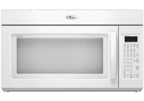 Whirlpool - GMH5184XVQ - Microwave Ovens & Over the Range Microwave Hoods