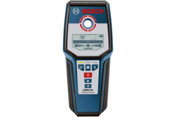 Bosch Tools Digital Multi-Scanner - GMS120