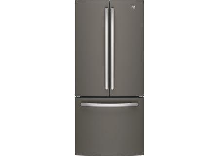 GE - GNE21FMKES - French Door Refrigerators