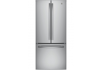 GE - GNE21FSKSS - French Door Refrigerators